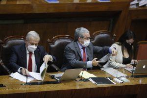 Jaime Mañalich y su abogado