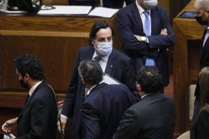 Ministro Víctor Pérez