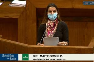 Dip. Maite Orsini