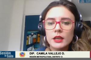 Dip. Camila Vallejo