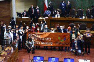 Diputados celebran aprobación del proyecto