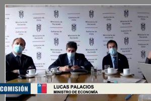 Ministros de Hacienda y de Economía