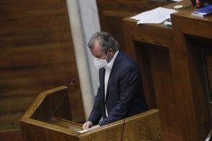 Dip. Renzo Trisotti rinde el informe