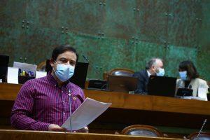 Dip. Patricio Rosas rinde el informe