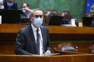 Dip. René Saffirio rinde el informe