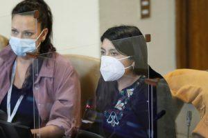 Dip. Camila Rojas expone ante la Sala